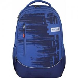American Tourister Blue Backpack (AMT POP PLUS BKPK 03 -BLUE)