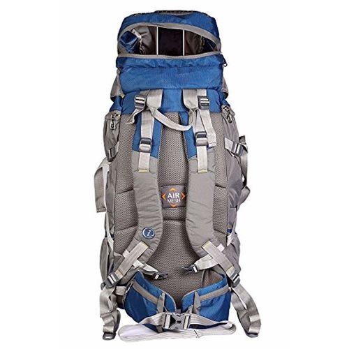 Easies 60 litres capacity black light weight Hiking/Trekking Bag/Rucksack