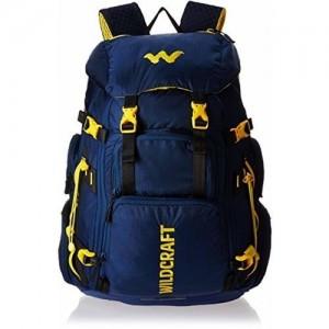 Wildcraft HypaDura 30 liters Blue Casual Backpack (8903338049623)
