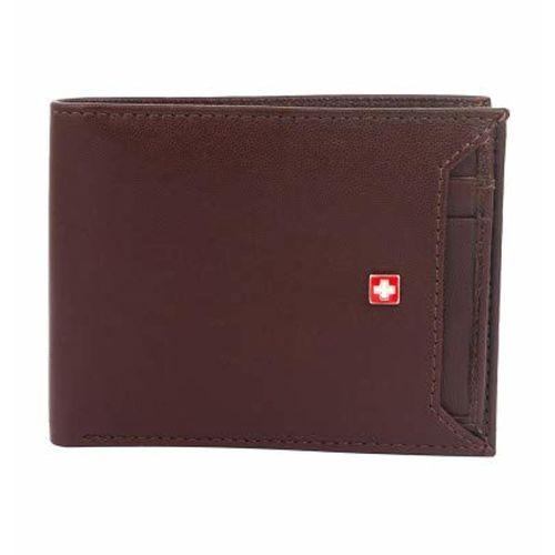 Swiss Military Brown Men's Wallet (LW31)