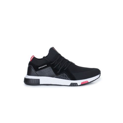 OFF LIMITS Men Black Running Shoes