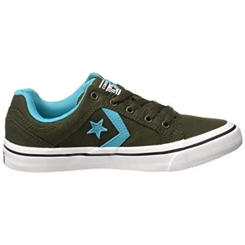 Converse Unisex Green Sneakers