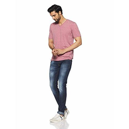Peter England Men's Skinny Fit Jeans