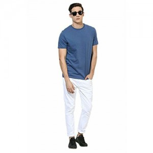 Lawson Copperstone Fashionable Denim White Slim Fit Jeans for Mens