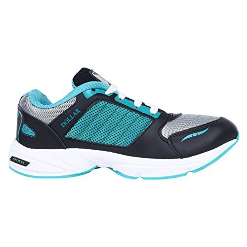Chevit Men's Combo Pack of 2 Running Shoes with Floater Sandals