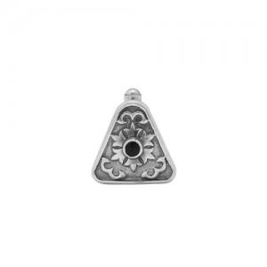 Dare by Voylla Shield Inspired Triangular Shaped Cufflinks