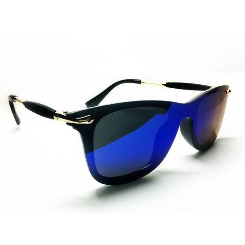 29K Blue Mirrored Wayfarer Sunglasses