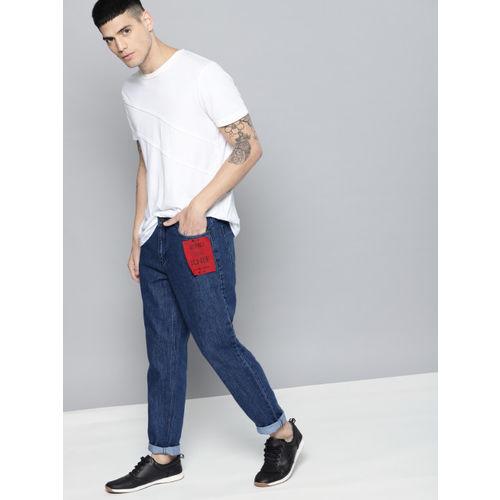 Game of Thrones by Kook N Keech Men Blue Regular Fit Mid-Rise Clean Look Jeans