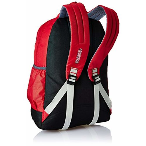 30e11bc4b5b ... American Tourister 28 Ltrs Red Casual Backpack (AMT PING Backpack 01 -  RED) ...