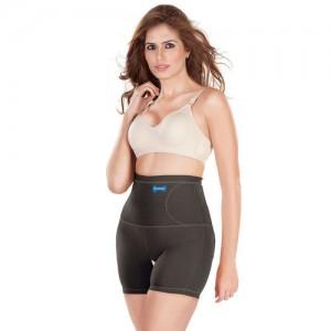 Dermawear High Control Thigh Shaper- Black