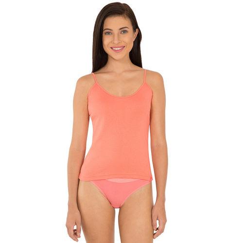 Jockey Cotton Comfort Camisole-Coral