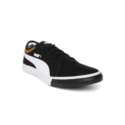 Puma Unisex Black Yale Gum 2 IDP Buckthorn Brow Sneakers