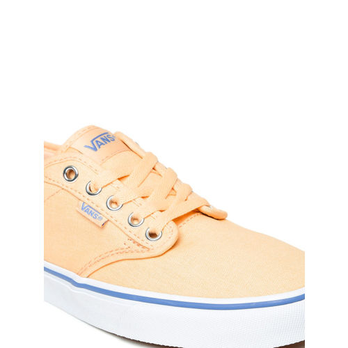 Vans Women Peach-Coloured Atwood Skate Shoes