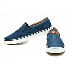 f4104c2b81a33d Buy Puma Men s Blue Canvas Clara IDP Loafers online