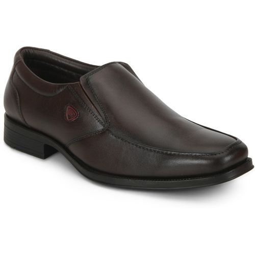 Red Chief RC3525 003 Slip On For Men(Brown)