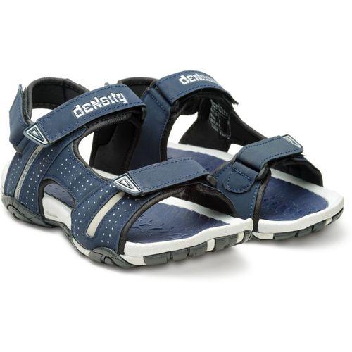 Density Men Grey::Navy Sandals