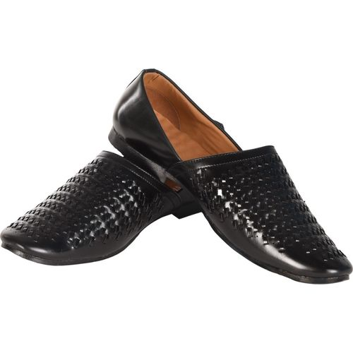 ziesha Rajasthani Juti for Men Made by Leather