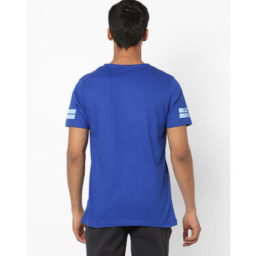 PROLINE Graphic Print Crew-Neck T-shirt