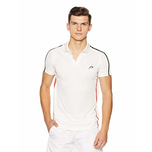 Proline Active Men's Solid Regular Fit Polo