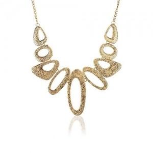 Cinderella Golden Style Diva Necklace