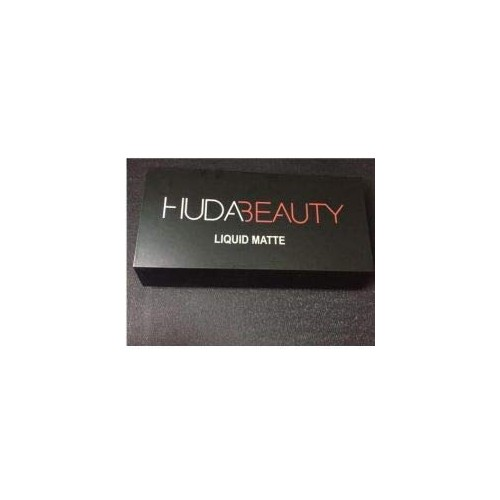 Huda Beauty Long Lasting Matte Finishing Combo Pack (16 Lipstick)