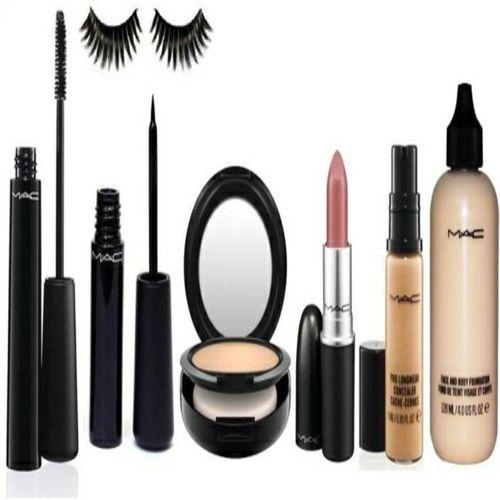 Glorist Imported MAC professional makeup kit (Set of 7)(Pack of 7)