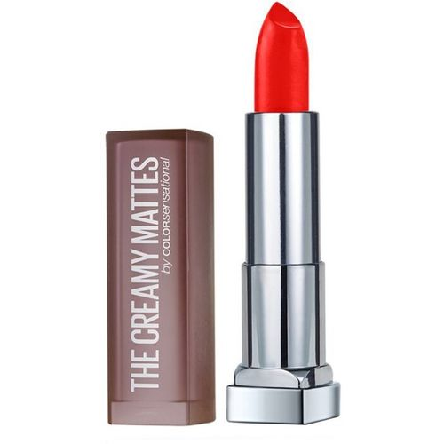 Maybelline Color Sensational Mattes(633 Firecracker Red)