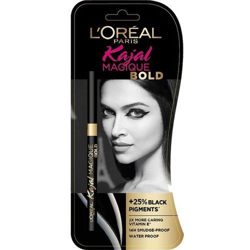 L'Oreal Paris Kajal Magique Bold(Black)