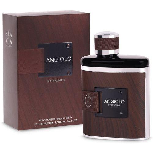 Flavia ANGIOLO POUR HOMME Eau de Parfum - 100 ml(For Men)