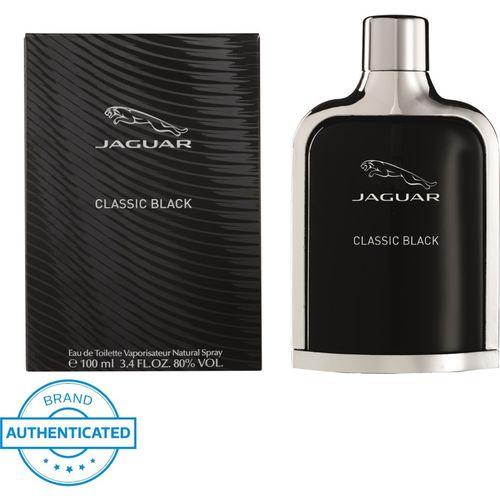 Jaguar Classic Black EDT - 100 ml(For Men)