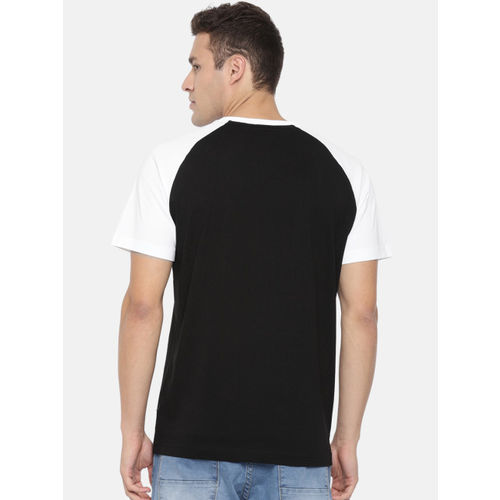 bc74dc8b6a7f Buy Puma Men Black Solid Rebel Block T-shirt online