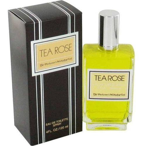Tea Rose Perfumers Workshop EDT Eau de Toilette - 120 ml(For Men)