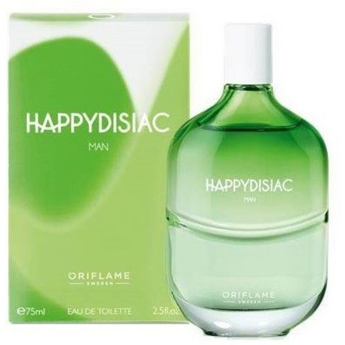 Oriflame Sweden Happydisiac Man Eau de Toilette - 75 ml(For Men)