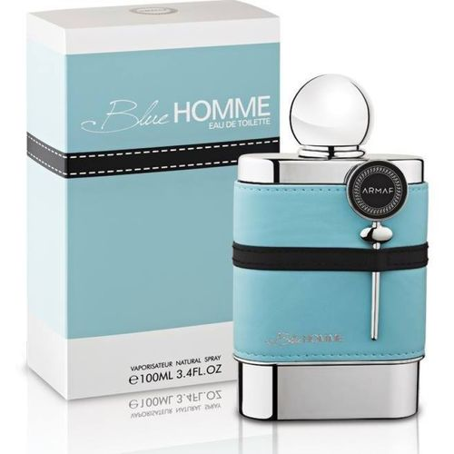 Armaf Blue Homme Eau de Toilette - 100 ml(For Men)