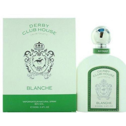 Armaf Derby Club House Blanche Eau de Toilette - 100 ml(For Men)