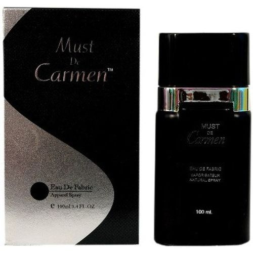 Ramco Must de Carmen black Eau de Toilette - 100 ml(For Men)
