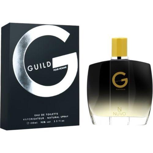 nuvo Guild Eau de Toilette - 100 ml(For Men)