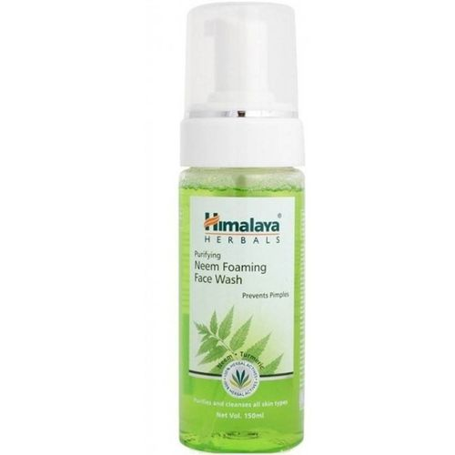 Himalaya Purifying Neem Foaming Face Wash(150 ml)