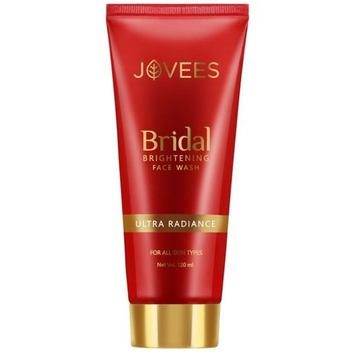 Jovees Bridal Brightening Face Wash(120 ml)