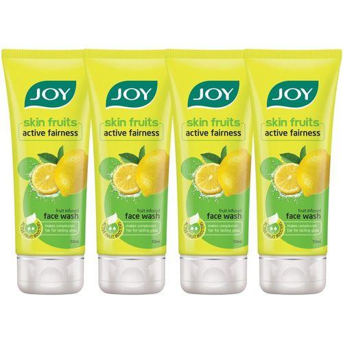 Joy Skin Fruits Active Fairness Face Wash Face Wash-200 ml