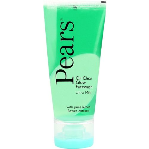 Pears Oil Clear Glow Face Wash(60 g)