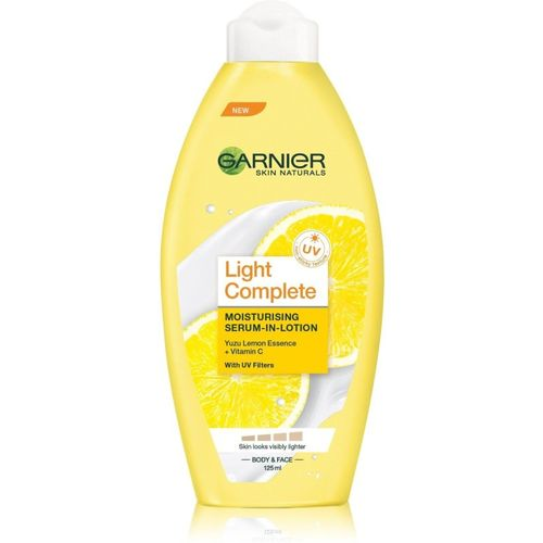 Garnier Light Complete Moisturising Serum-In-Lotion(125 ml)