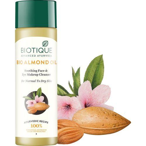 Biotique Bio Almond Oil Cleanser(120 ml)