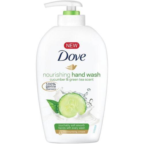 Dove Cucumber and Green Tea Scent Hand Wash(220 ml, Pump Dispenser)
