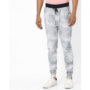 Proline Grey Washed Joggers