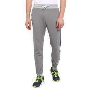 Lotto Varsity Men Grey Track Pants