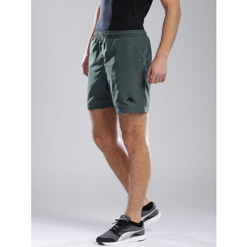 Kappa Men Grey Shorts