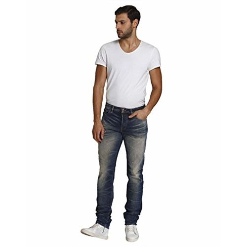 Jack & Jones Men's Casual Jeans(_5713723176451_Blue_32_)