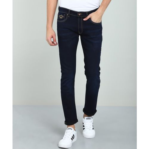 Pepe Jeans Slim Men's Dark Blue Jeans
