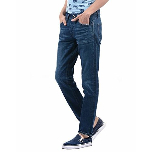Pepe Jeans Men's Relaxed Fit Jeans